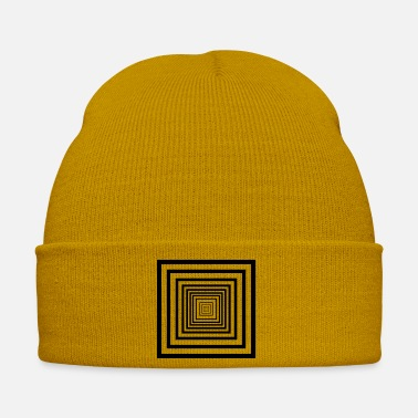 Rectangle rectangles - Winter Hat