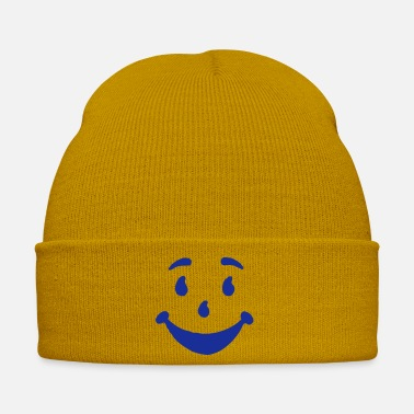 Happy STUPID HAPPY FACE - Winter Hat