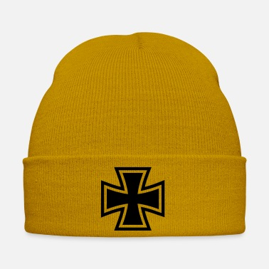 Ironie Iron Cross Logo - Bonnet