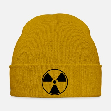 Uranium atom_symbol__f1 - Winter Hat