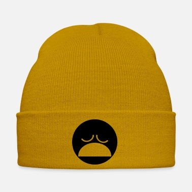 Awesome depressed - Winter Hat
