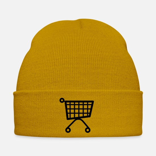 Money Caps & Hats - BUY ONE, GET NONE FREE. - Winter Hat mustard yellow