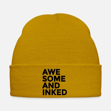 Ink Awesome And Inked - Winter Hat