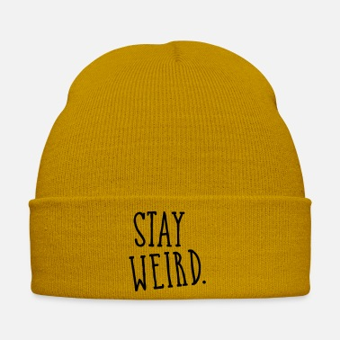 Weird Stay Weird - Muts