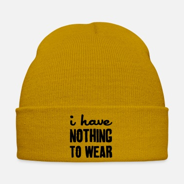 Wear I Have Nothing To Wear - Winter Hat