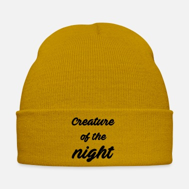 Créature Creature of the night - Bonnet