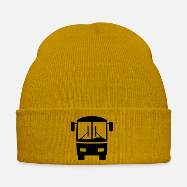 View Bus (Front View) - Winter Hat