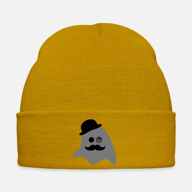 Monocle fantôme Monsieur Moustache - Bonnet
