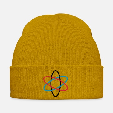 Atom atom_neutron_02 - Winter Hat