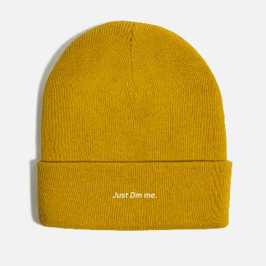 Description Just dm me - Winter Hat