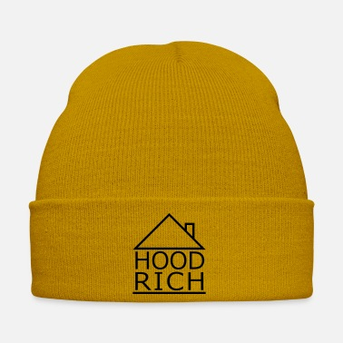 Rich Hood Rich - Winter Hat