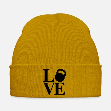 Love Kettlebell Love - Winter Hat