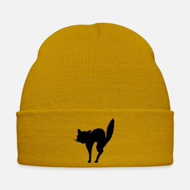 Scare scared cat (cheap!) - Winter Hat