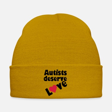 Spectrum Autists deserve Love - Winter Hat