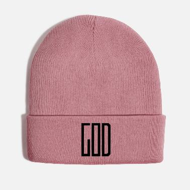 God God God square - Winter Hat