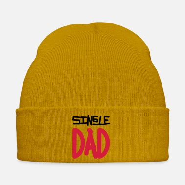 Pickup Line Single Dad - Winter Hat
