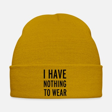 Wear Nothing To Wear - Cappello invernale