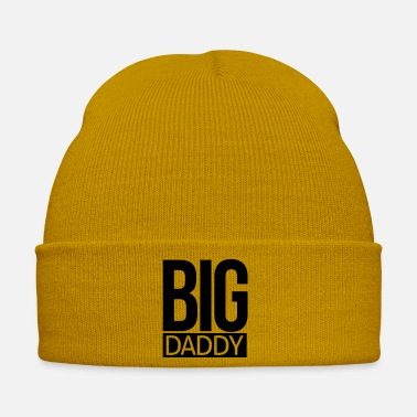 Shop Big Daddy Winter Hats Online Spreadshirt
