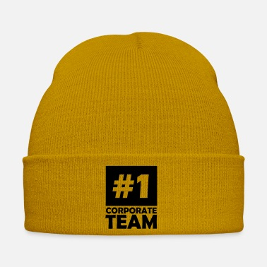 Corporate number one corporate team - Winter Hat