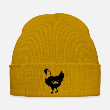 Gallina Chicken - Gallina - Cappello invernale