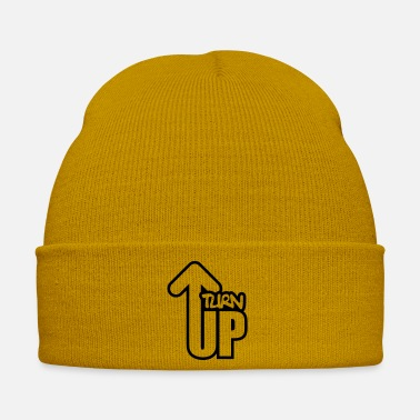 Up Turn Up - Winter Hat