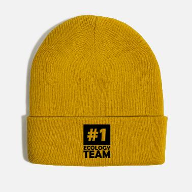 Ecology number one ecology team - Winter Hat
