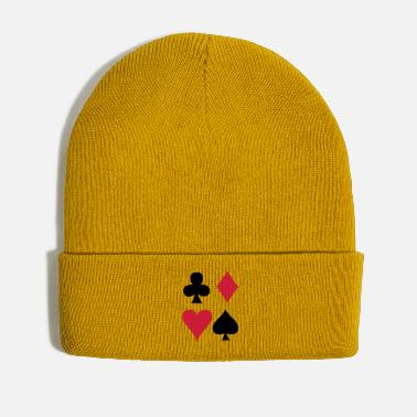 Cards Card game - Playing Card - Winter Hat