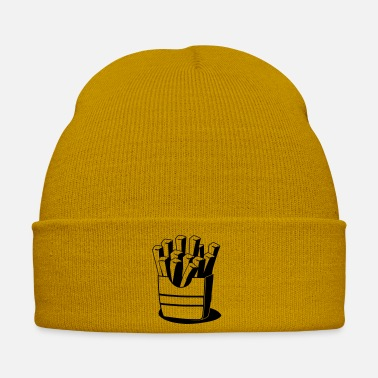 Fast fast food french fries - Winter Hat