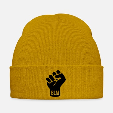 Punch Black Lives Matter Faust - Winter Hat
