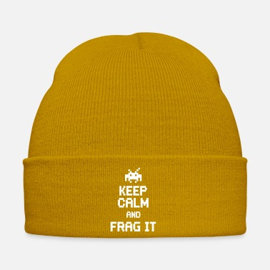 Rpg keep calm and frag it - Winter Hat