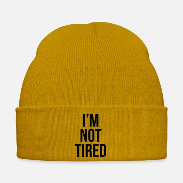 Tired I'm not tired - Winter Hat