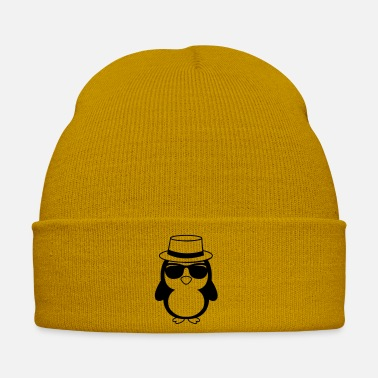 Sunglasses cool_pinguin_01 - Winter Hat