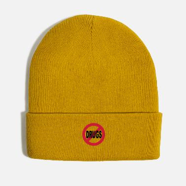Recreational No to drugs - Winter Hat