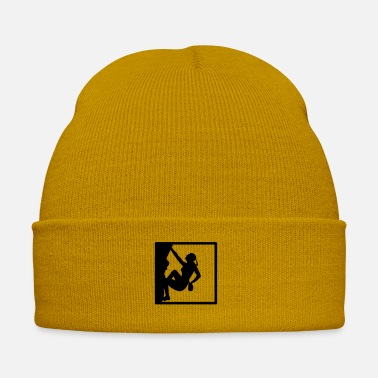 Chalk Bouldering - Winter Hat