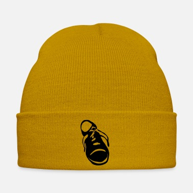 Tennis Shoe shoe - Winter Hat