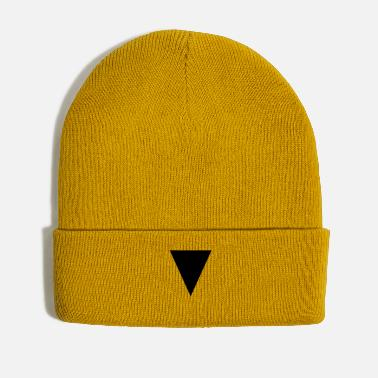 Modern Modern Triangle - Winter Hat