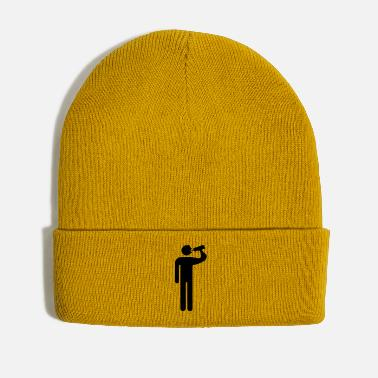 Drinking drink - Winter Hat