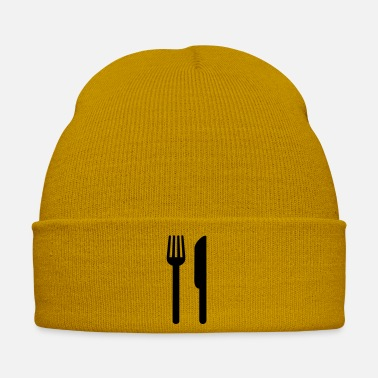 Meal besteck_messer_gabel__f1 - Winter Hat