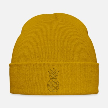Modern Ananas Ananas - Cappello invernale
