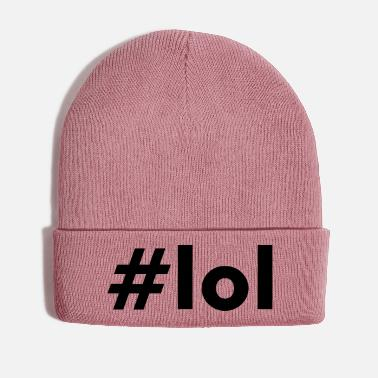 Loud THE LOUD LAUGHING HASHTAG - Winter Hat