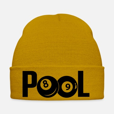 Chalk Pool - Winter Hat