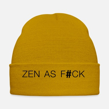 Zen ZEN AS F#CK - Winter Hat