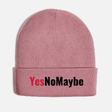Engagement Yes No Maybe - engagement request - Winter Hat