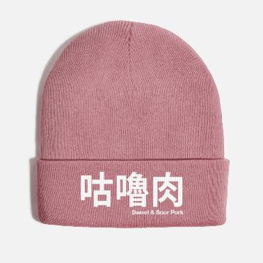 Sour Chinese - Sweet and Sour Pork - Winter Hat