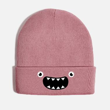 Christmas Funny Monster Face - Winter Hat
