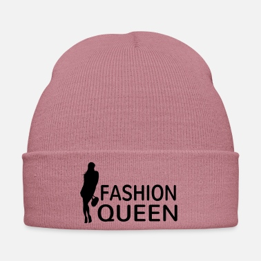 Luxe Fashion Queen fashion moderne stijlvolle vrouw winkelen - Muts