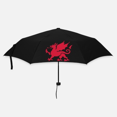 Marathon walesdragon one colour - Umbrella