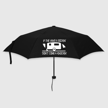 Caravan rockin - Umbrella (small)