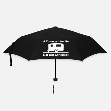 Caravan for life - Umbrella (small)