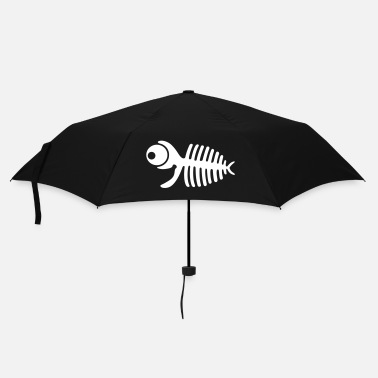 Swim Fishbone - Umbrella (small)